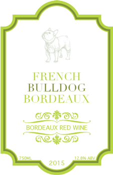 French Bulldog Bordeaux